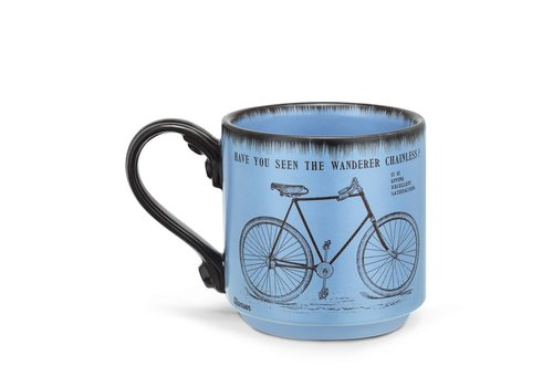 Big Sky Amateur Cyclist Mug