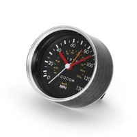 Automotive Clock-n-Can
