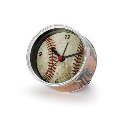 Baseball Clock-n-Can