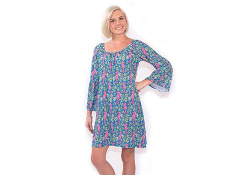 Simply Southern Simply Southern Bell Sleeve Caroline Dress