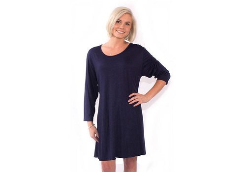 Simply Southern Simply Southern Tunic Navy