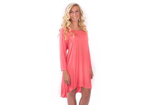Simply Southern Simply Southern Tunic Sherbert