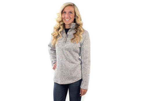 Simply Southern Simply Southern Knit Pullover Smoke