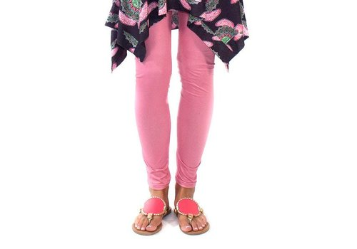 Simply Southern Simply Southern Leggings Pink PLUS