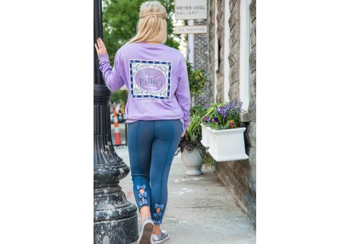 Jadelynn Brooke Jadelynn Brooke Happiest Girls Are The Prettiest Lavender