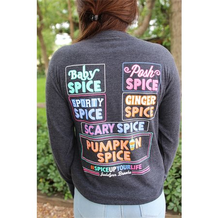 Spice Up Your Life Black Heather