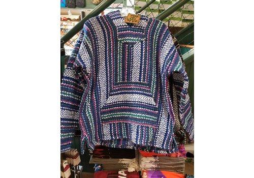 Baja Pullover Indigo