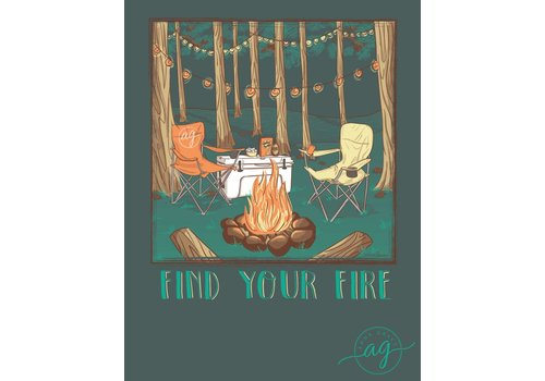 Anna Grace Anna Grace Find Your Fire Blue Spruce
