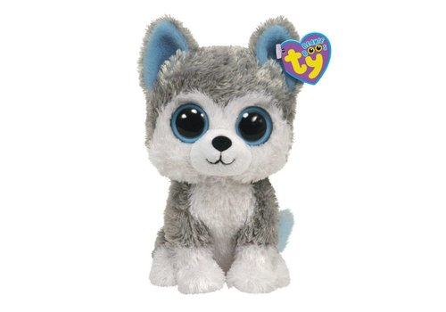 Ty Slush the Huskey Beanie Boo 6""