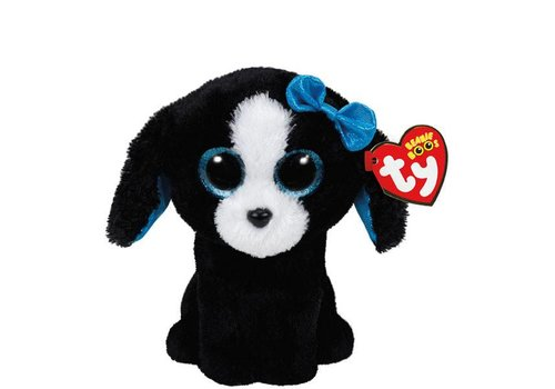 Ty Tracey the Dog Owl Beanie Boo 6""