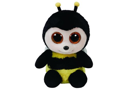 Ty Buzby the Bumble Bee Beanie Boo Regular 6""