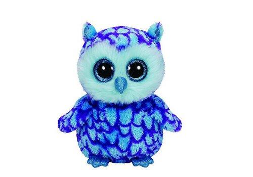 """Ty Oscar the Owl Beanie Boo 8.5"""""""