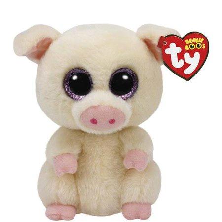 """Piggley the Pig Beanie Boo 6"""""""