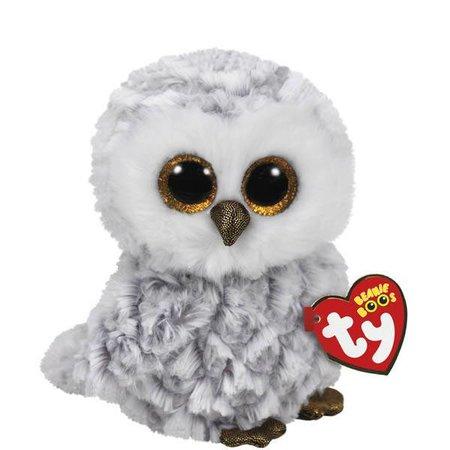 "Owlette the Owl Beanie Boo 6"""