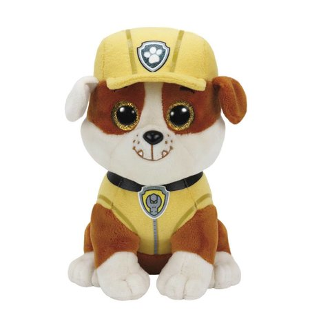 Paw Patrol Rubble Beanies Plush