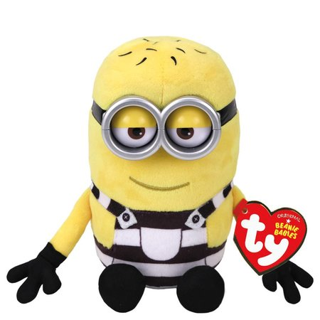Minions Tom Beanies Plush