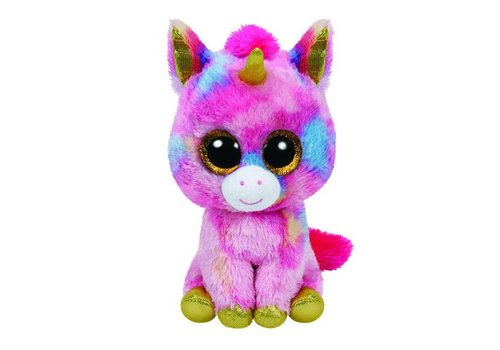 Ty Fantasia the Unicorn Beanie Boo 6""