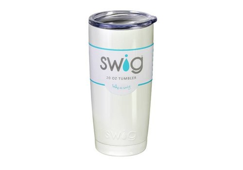Swig Swig 20oz Tumbler Pearl