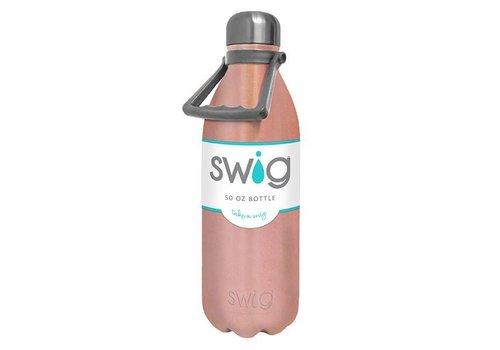 Swig Swig 50oz Bottle Rose Gold