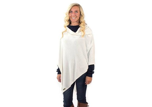 Simply Southern Simply Southern Poncho Pearl