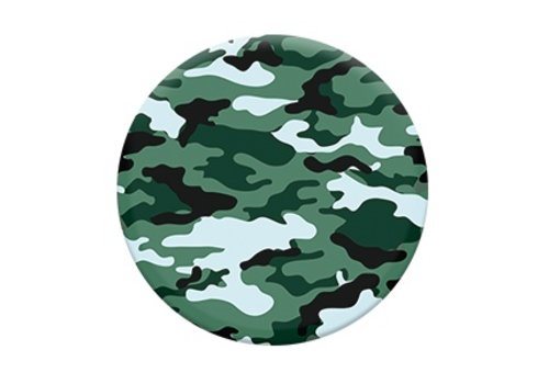 PopSockets Green Camo Pop Socket