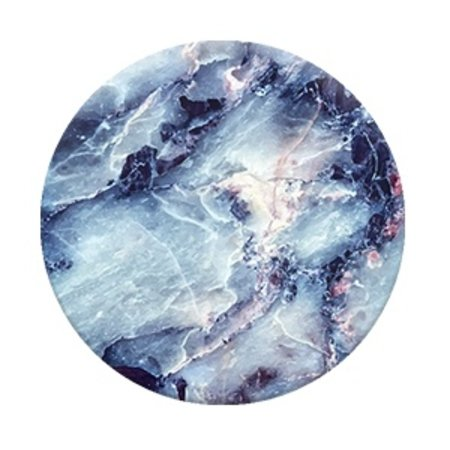 Blue Marble Pop Socket
