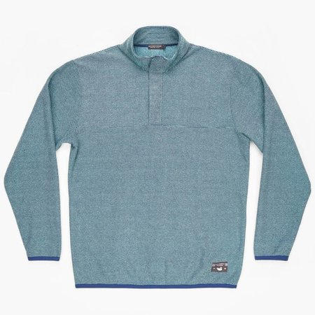 Southern Marsh Eagle Trail Pullover Slate & Mint