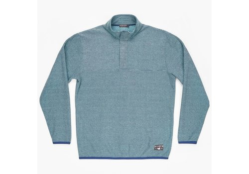 Southern Marsh Southern Marsh Eagle Trail Pullover Slate & Mint