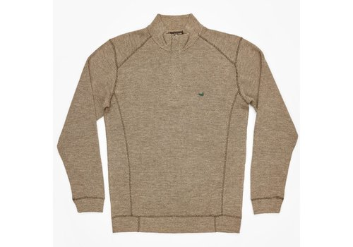 Southern Marsh Southern Marsh Front Range Pullover Stone Brown