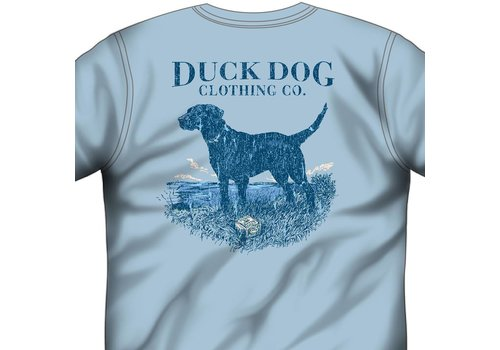 Duck Dog Duck Dog Lockout Long Sleeve Sky
