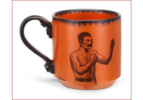 Big Sky Moustache Mug