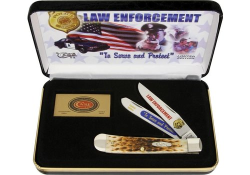Case Cutlery Case XX Law Enforcement Trapper