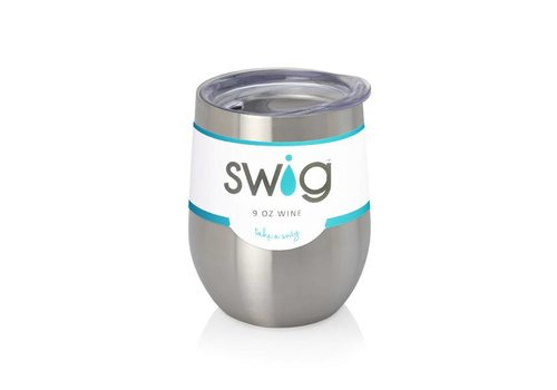 Swig Swig 12oz Wine Stainless Steel