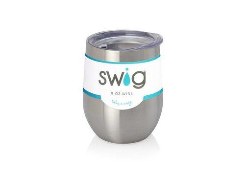 Swig Swig 9 oz Wine Stainless Steel