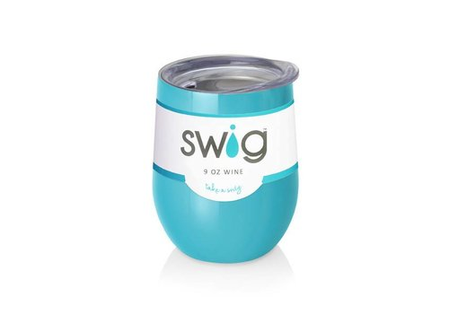 Swig Swig 9 oz Wine Ocean