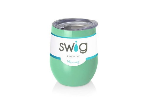 Swig Swig 9 oz Wine Mint