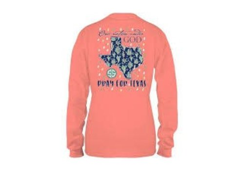 Simply Southern Simply Southern Texas L/S