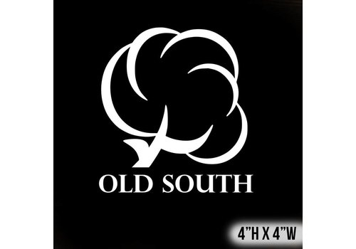 Old South Old South Cotton Decal