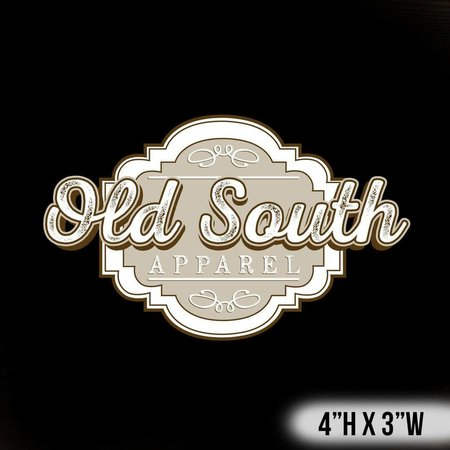 Old West Decal