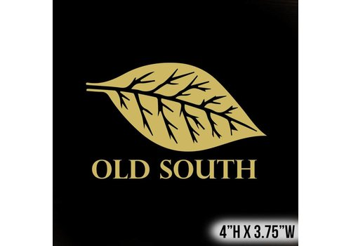 Old South Old South Tobacco Decal