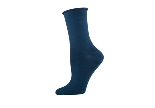 SockSmith Sock Smith Solid Twilight Blue Size 9-11