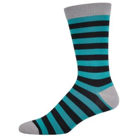 Sock Smith Stripe Mallard Size 10-13