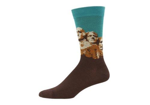 SockSmith Sock Smith Mount Rushmore Deep Aqua Size 10-13