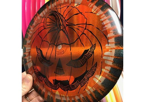 INNOVA I-Dye Champion Beast Golf Disc Pumpkin