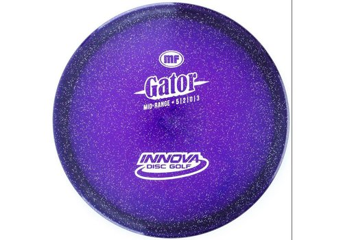 INNOVA MetalFlake Champion Gator Golf Disc