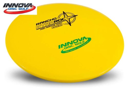 INNOVA Star Rancho Roc Golf Disc