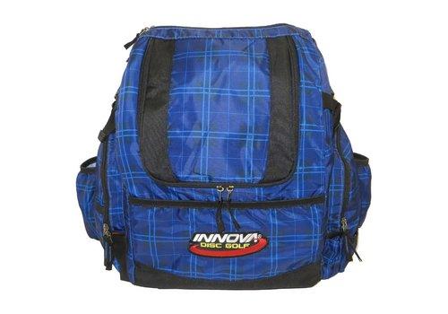 INNOVA Innova HeroPack Bag - Blue Plaid