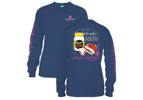 Simply Southern Simply Southern Duke's Mayo LS