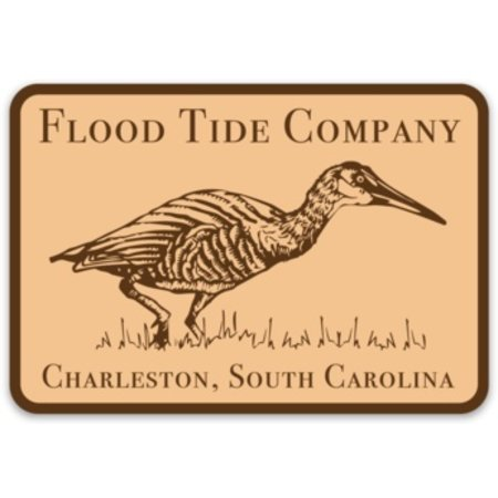 Marsh Hen Sticker