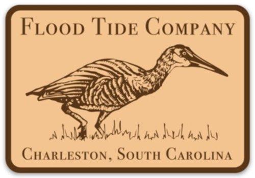 Flood Tide Co. Marsh Hen Sticker